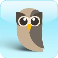 Logo for HootSuite