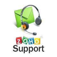Logo for Zoho Support