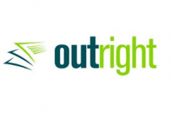 Logo for outright