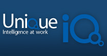 Logo for IQ Timecard