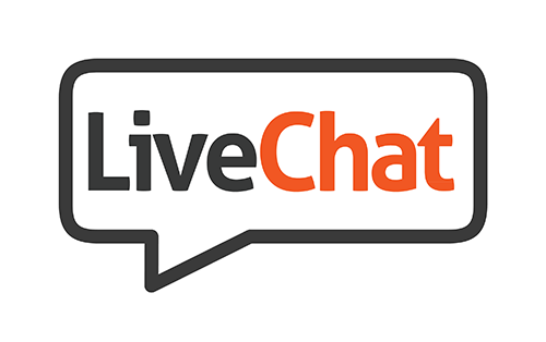 Logo for LiveChat