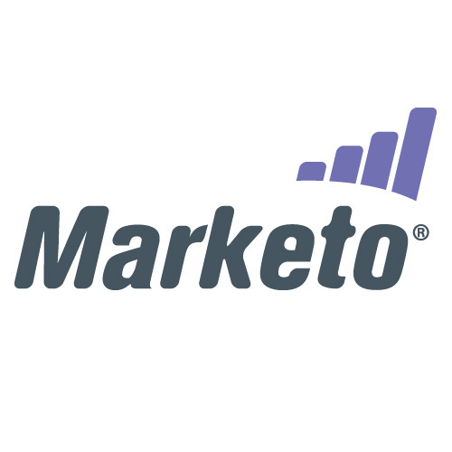 Logo for Marketo