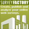 Logo for SurveyFactory