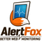 Logo for AlertFox Real Browser Website Monitoring