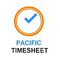 Logo for Pacific Timesheet Software