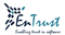 Logo for EnTrust ERP