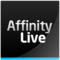 Logo for AffinityLive