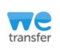 Logo for WeTransfer