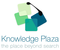 Logo for Knowledge Plaza