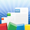 Logo of Zoho Docs for iPhone/iPad