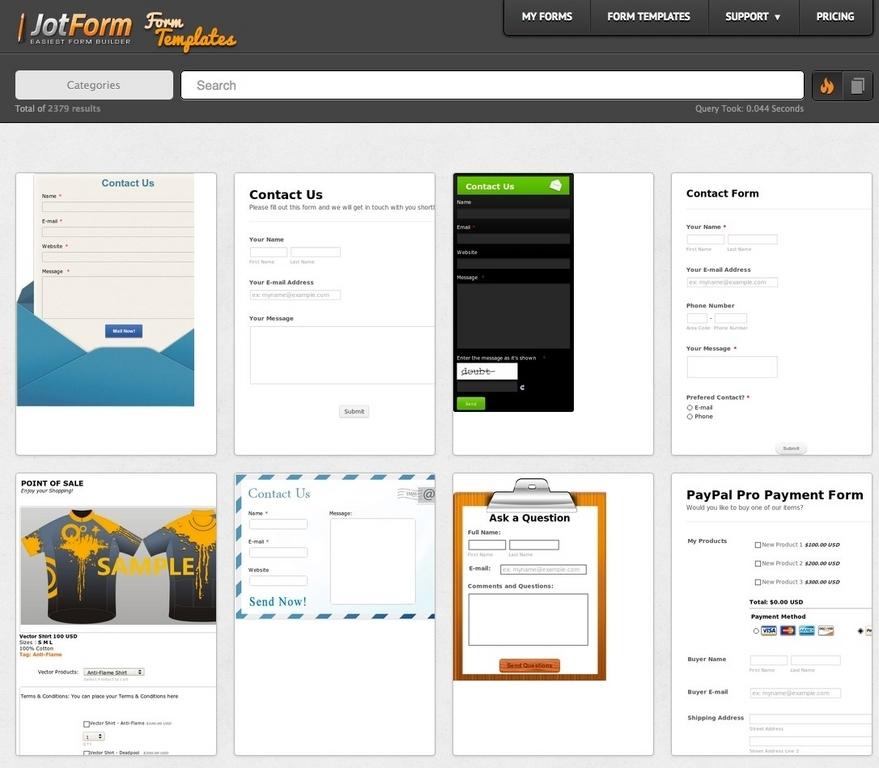 jotform review pricing features comparison demo