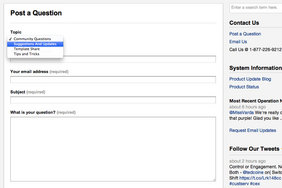 Screenshot #5 of Desk.com for Google Apps (Desk.com Online Forms)