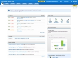 Screenshot #3 of QuickBooks Online ()
