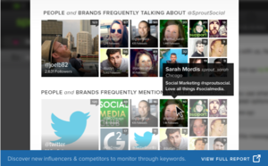 Screenshot #3 of SproutSocial ()