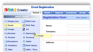 Screenshot #3 of Zoho Applications Suite (Zoho Suite Screenshot)
