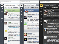 Screenshot #2 of HootSuite (hootsuite management)
