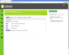 Screenshot #13 of Litmos LMS (Course content 01)