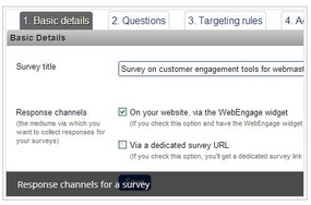 Screenshot #3 of WebEngage ()