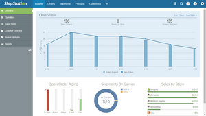 Screenshot #3 of ShipStation (ShipStation Insights Dashboards)