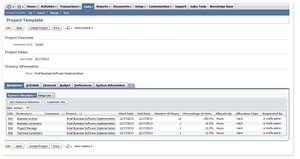 Screenshot #8 of NetSuite (NetSuite project templates)
