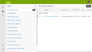 Screenshot #5 of Zendesk ()
