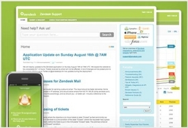 Screenshot #3 of Zendesk ()