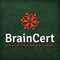 Logo for BrainCert